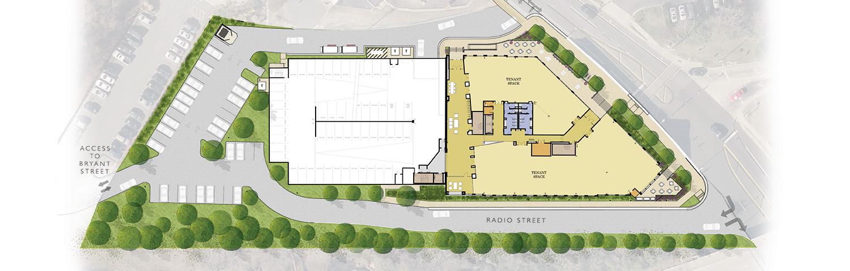 Refinery Site Plan