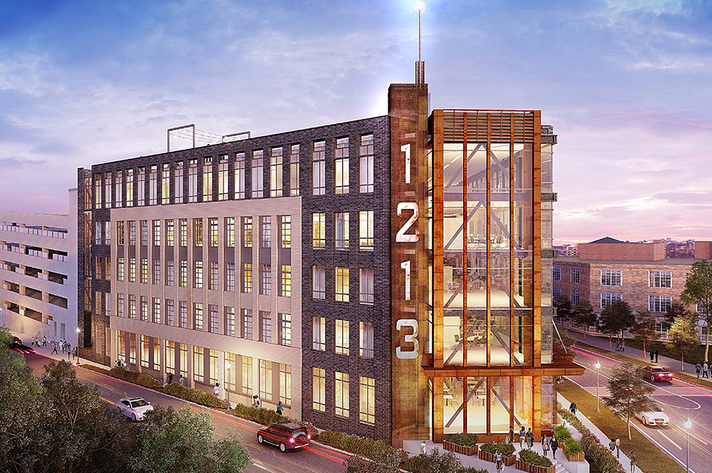 CHARLOTTE OBSERVER: Check out this new office building planned near Open Kitchen restaurant on West Morehead