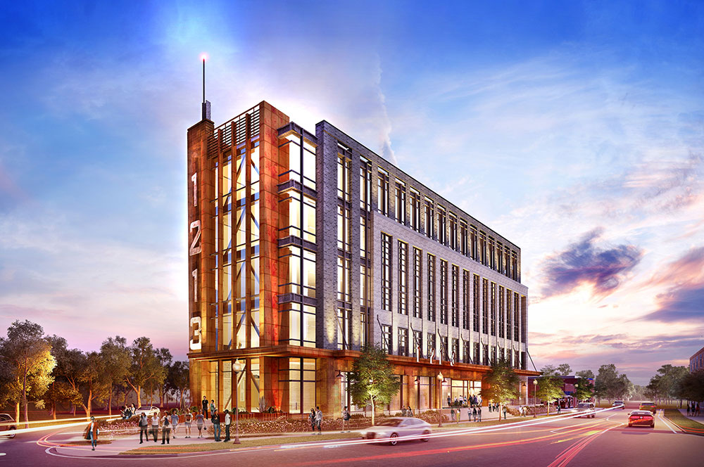 CHARLOTTE BUSINESS JOURNAL: New office building coming to Morehead corridor
